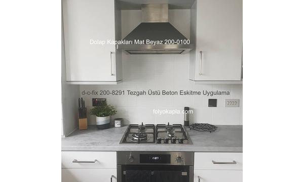 d-c-fix 200-8291 Beton Eskitme Uygulama