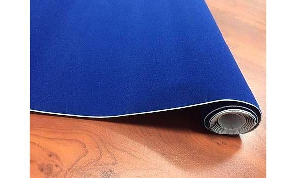 d-c-fix 205-1715 Lacivert Kadife Folyo 45cm x 1m