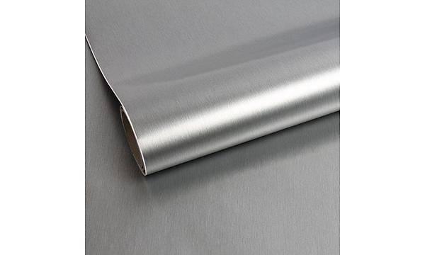 d-c-fix 202-5203 Ýnox Gri Metalik Yapýþkanlý Folyo 90cm x 1mt