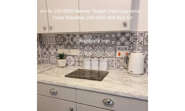 d-c-fix 200-8095 Mermer Desen Uygulama