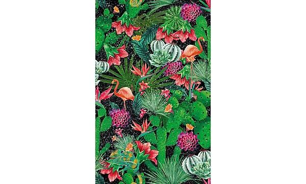343-1013 d-c-fix Flamingo Tropikal Yapýþkanlý Folyo 45cm x 1,5mt