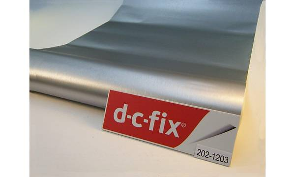 d-c-fix 202-1203 Metalik Mat Ýnoks Yapýþkanlý Folyo 45cm x 1mt