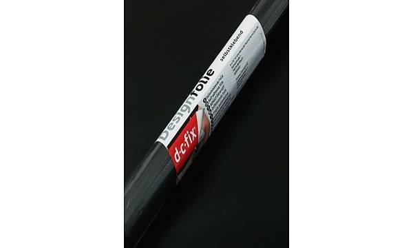 D-c-fix 346-0002 Düz Mat Siyah Yapýþkanlý Folyo 45cm x 1mt