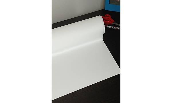 d-c-fix 200-5001 Mat Beyaz Yapýþkanlý Folyo 90cm x 1mt