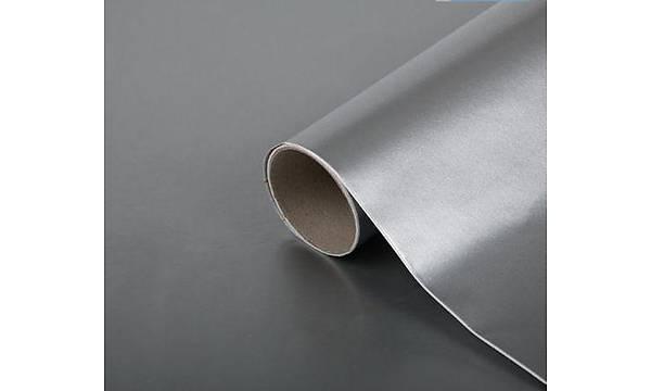 Mat Metalik Gri Yapýþkanlý Folyo 45cm x 15mt  (d-c-fix 347-0022)