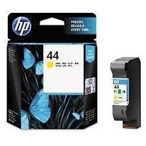HP 44 Yellow- Mürekkep Püskürtmeli Baskı Kartuşu