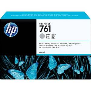 HP 761 3'lü Paket 400 ml Gri Designjet Mürekkep Kartuşu