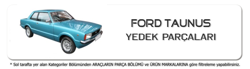 Akgur Ticaret Online Ford Yedek Parca
