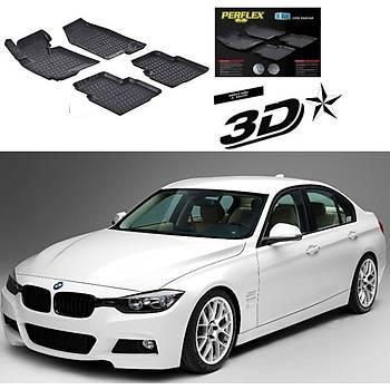 BMW 3 SERÝSÝ (F30) 3D ÝÇ PASPAS PERFLEX