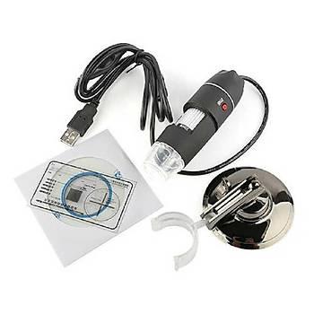 500 X Mikroskop USB Laptop & PC baðlantýsý