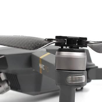 DJI Mavic Pro  Katlanabilir Karbon Fiber Gürültü Azaltma 1 Çift Pervane
