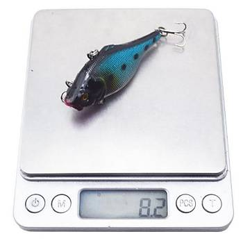 PROFISHER 5 li Japon Set Sert Yapay Balýk Yem 6,5 cm 9,5 gr