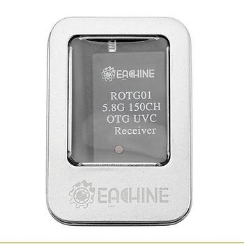 FPV Alýcýsý Android Cep Telefonu Eachine OTG 5.8G 150CH