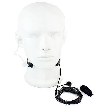 Gýrtlak Microfon Kulaklýk 2 adet Retevis Koruma Güvenlik