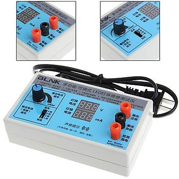 Elektronik Dedektör AC 220V Led ekran, Hafif Lcd Tester Boncuk Led Araçlarý