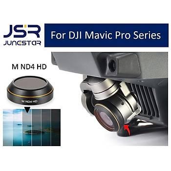 Dji Mavic Pro Gimbal Kamera Lensi Ýçin ND4 HD Filtre Nötr Yoðunluk JSR
