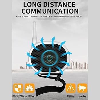DJI Panthom 3  2 Km Mesafeli Megafon USB þarjlý Uzaktan Kumandalý