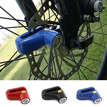 Motorsiklet Güvenlik Çelik Disk Fren Kilidi Hýrsýzlýk Emniyet