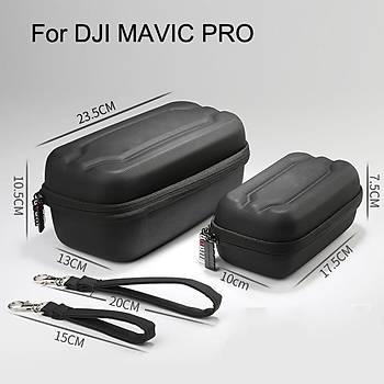 DJI Mavic Pro/Platinum EVA Sert Taþýma Çantasý 2 Parça