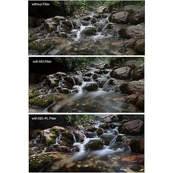 DJI Mavic 2 Zoom Kamera Lens Filtre ND16PL Nötr Yoðunluk Polarize