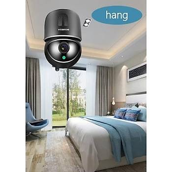 1080P Bulut IP Kamera Otomatik Ýzleme Wifi Að Güvenlik Çift Yön Konuþma