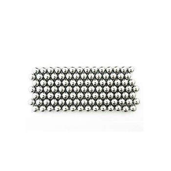 Sapan Çelik Bilye Toplarý 5/16(8mm) 50 Adet Sapan Bilyesi