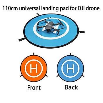DJI Mavic Pro 110cm Hýzlý-Toplanan Ýniþ Ped Helipad RC Drone Quadcopter Helikopter