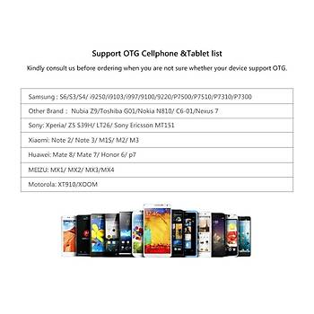 DJI Mavic Air 25cm Tablet/Telfon Kablo Adaptörü