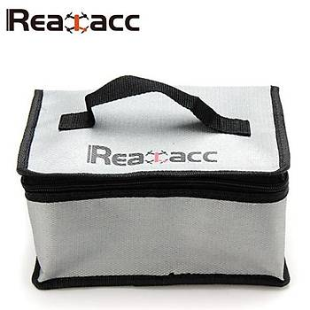Lipo Pil Güvenlik Çanta Realacc Yangýn Geciktirici 220x155x115mm