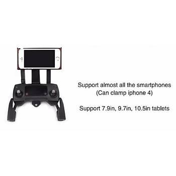 DJI Mavic Pro Platinum Uzaktan Kumanda Tablet ve Telefon Ön Dirsek Tutucu Braket