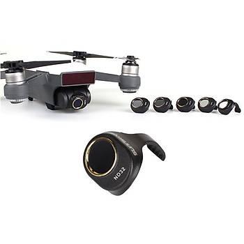 DJI Spark Gimbal Kamera HD N32 Filtre Optik Lens