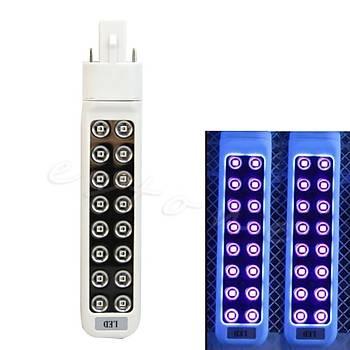 UV 7W LED Lambasý Jel - Týrnak Kurutma