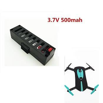 EACHINE E52 Dron Kartuþ Pil Batarya 3.7 V 500 mAh LiPo