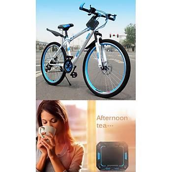 Motorsiklet Bisiklet Montaj Su Geçirmez Bluetooth 3D Stereo 5W Hoparlör