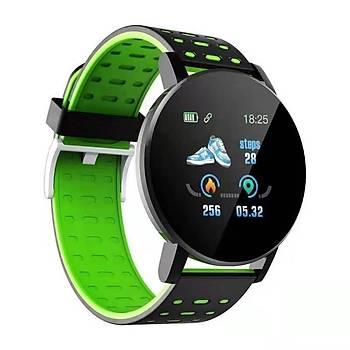 Akýllý Saat Bluetooth 4.0 Spor Model Su Geçirmez Android IOS