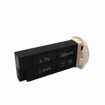 Hubsan 4X/H107C/H107C+/H107D/H107D+  3.7V 520mAh 2.0WH Lipo Pil