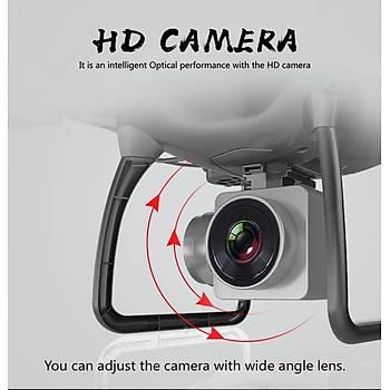 RC Drone Wifi FPV HD Ayarlanabilir Kamera Ýrtifa Sabitleme Hover Mode