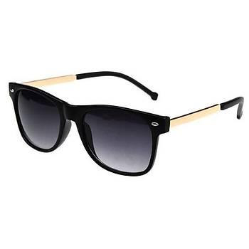 2017 Moda Z1 UV400 Güneþ Gözlükleri Uniseks Mat Siyah