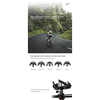 DJI Mavic Air Kumanda Motor Bisiklet Tutucu CNC Gidona Monte
