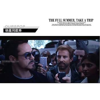 Tony Stark Iron Man Matsuda UV 400 Güneþ Gözlüðü G3