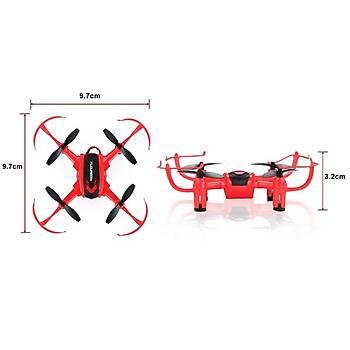 Drone H101 FLOUREON Quadcopter Hava Aracý