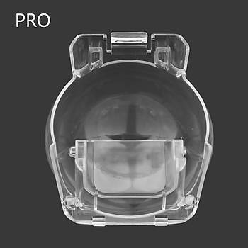 DJI Mavic 2 Pro Gimbal Þeffaf Kamera Lens Sabitleyici Koruyucu Kapak