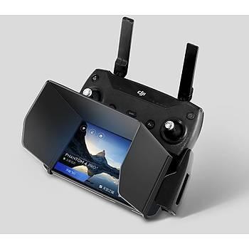 DJI Phantom4 Uzaktan Kumanda Ýçin Katlanabilir Telefon Güneþ Koruma L111