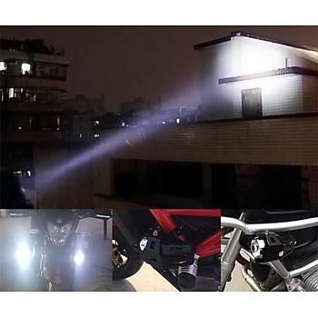 LED MOTOR, TEKNE SPOT LAMBA 125W 2 ADET