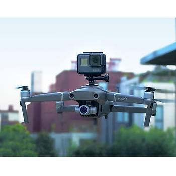 DJI Mavic 2 Zoom Ýçin 360°Kamera/Gopro Kamera Adaptörü PGYTECH