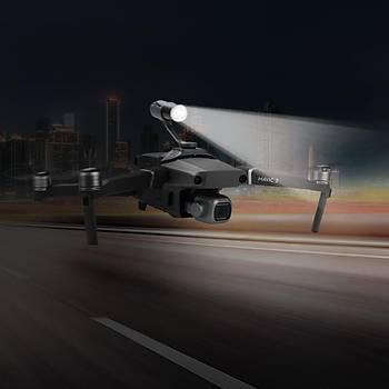 DJI Mavic 2 Pro/Zoom  Gece Navigasyon Led Far Iþýk Kiti Çok Fonksiyonlu Montaj Dirseði