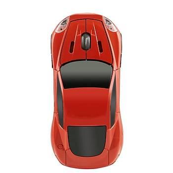 Optik Mouse 2.4GHz Ergonomik Kablosuz Aston Araba Þeklinde