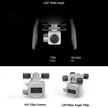Kameralý Dron HD 720P FPV WIFI Quadrocopter 2.4G ÝHA Fotoðrafçýlýk