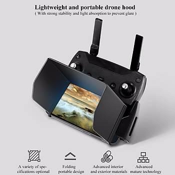 DJI Mavic Pro Uzaktan Kumanda Ýçin Katlanabilir Telefon Güneþ Koruma L121