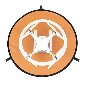 DJI Spark Dron- Mavic Pro  Güvenli ve Temiz Katlanabilir Ýniþ Ped 55cm